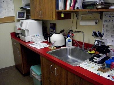 Millersville Animal Hospital Laboratory