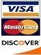 visa/mc/discover