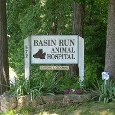 Basin Run sign