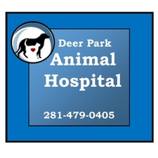 Deer Park Animal Clinic Sign