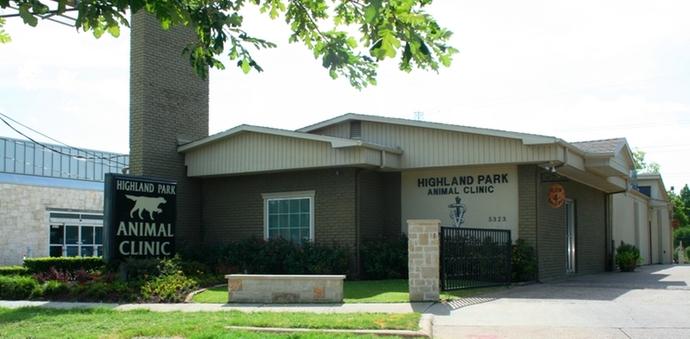 Highland Park Animal Hospital Dallas 75205
