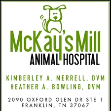 McKay's mill Animal hospital staff services video