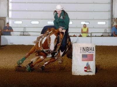 Synergy Horse Animal Hosptial Barrell Racing Ridin