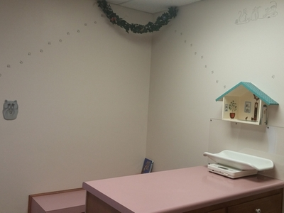Cat Exam Room
