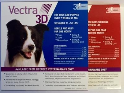 K-9 VECTRA 3D