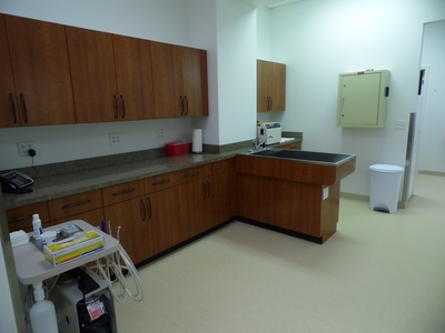 Dental Suite/Treatment Area