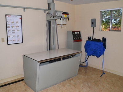 Radiology Area