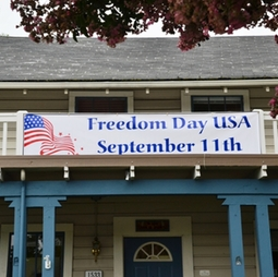 Freedom Day Banner