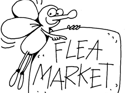 The Flea Market is Open!