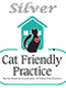 We are a cat friendly practice