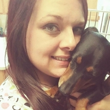 Brittney veterinary assistant