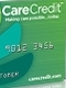 Care Credit, payment, financing
