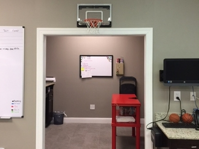 AHVH Basketball Court