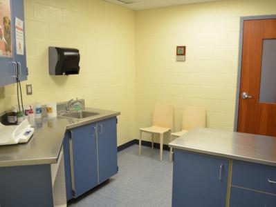 Exam room (Westland)