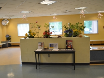 Reception area (Westland)