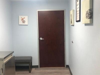 Small Exam Room