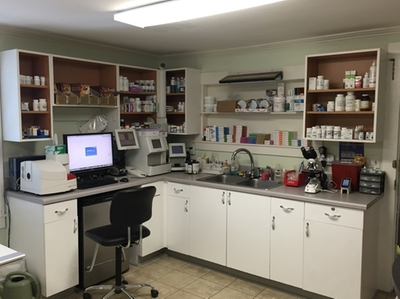 Pharmacy/Laboratory