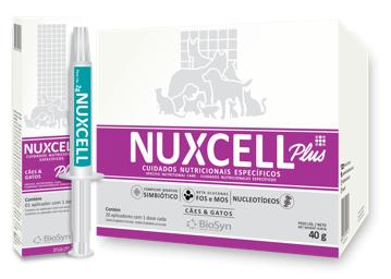 Nuxcell PLUS - ampola 2g