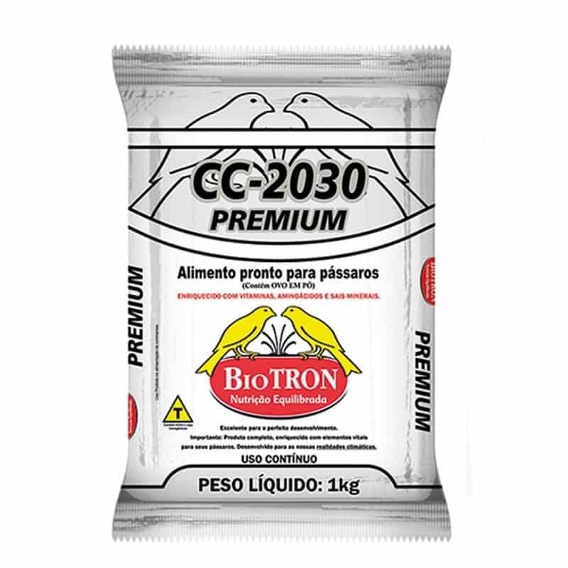 Ração Farinhada Cc-2030 Premium 1Kg Biotron