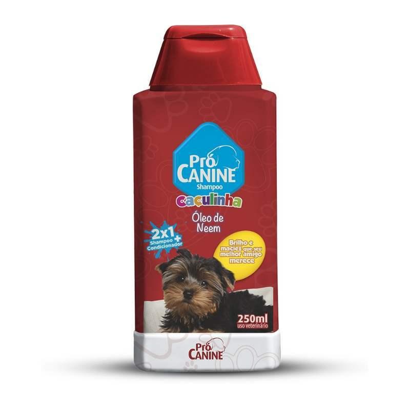 Shampoo Procanine Oleo de Neem - 250 Ml
