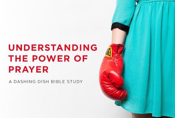 Stuck bible study