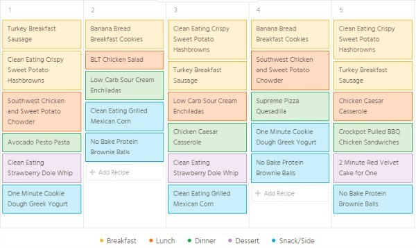 clean eating meal planning guide blog dashing dish