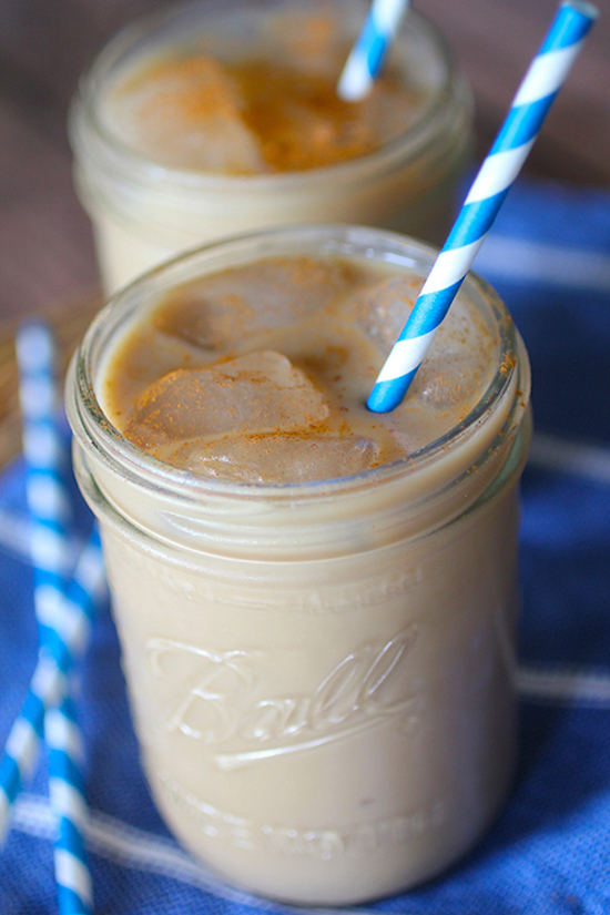 Instant Protein Iced Coffee For One Dashing Dish