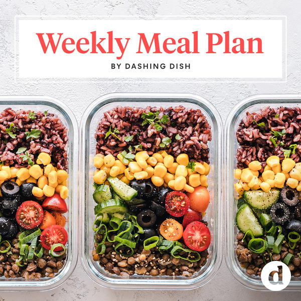 Meal Planning | Blog | Dashing Dish