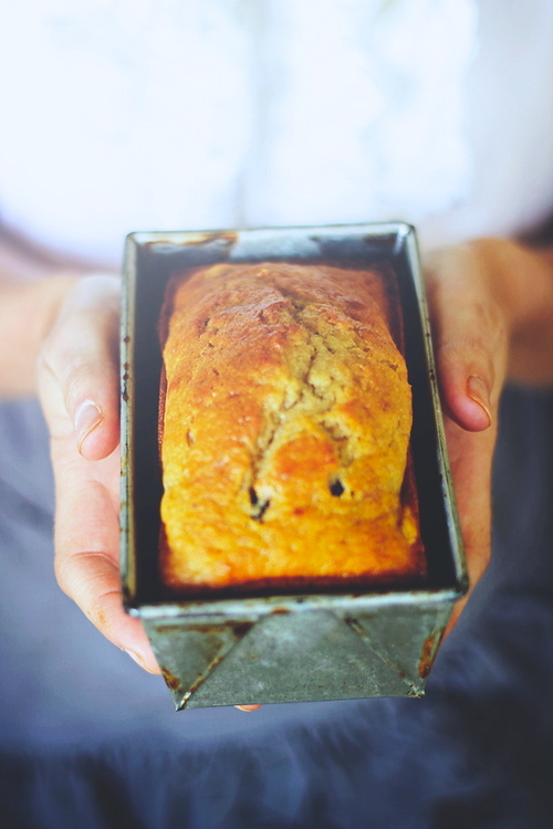 Banana Bread for One