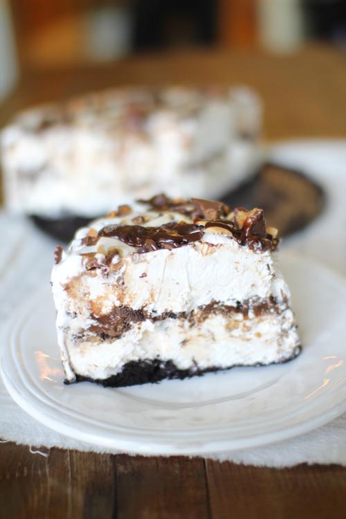 Dashing Dish™ Ice Cream Birthday Cake