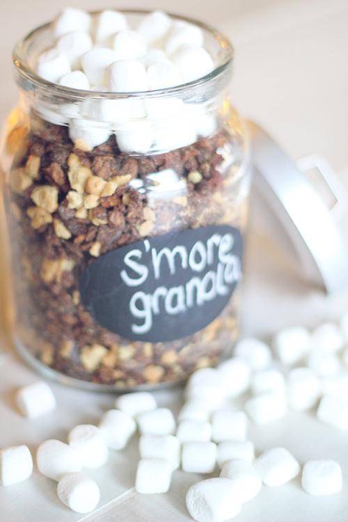 S'mores Granola