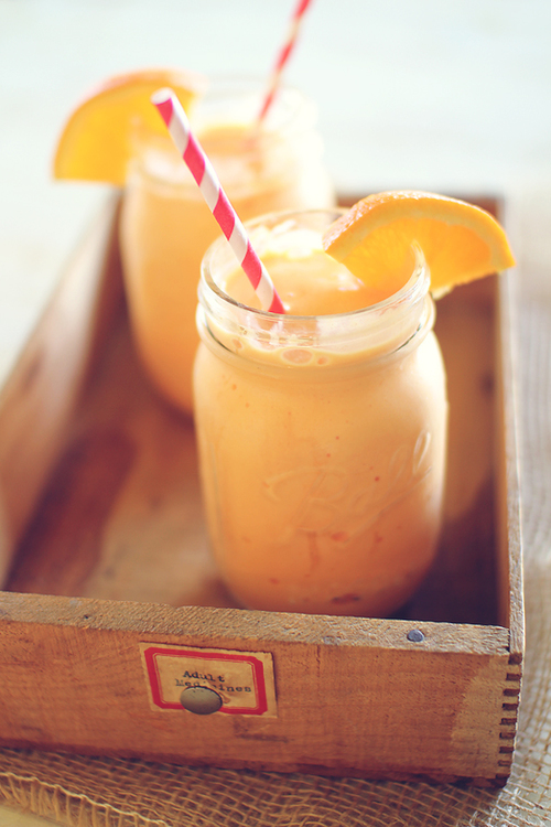 Orange Cream Cooler