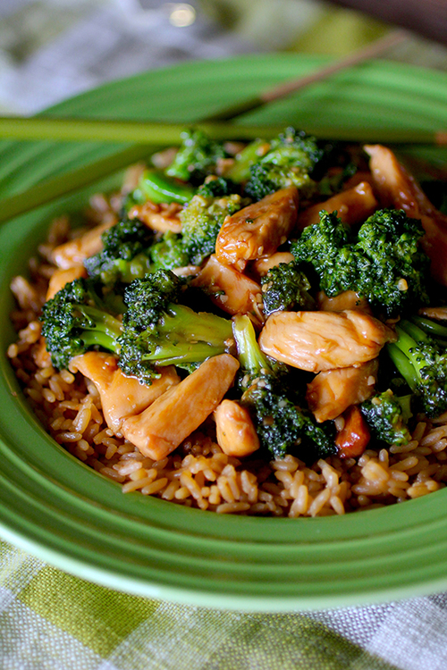 Chinese Style Crockpot Chicken And Broccoli Dashing Dish