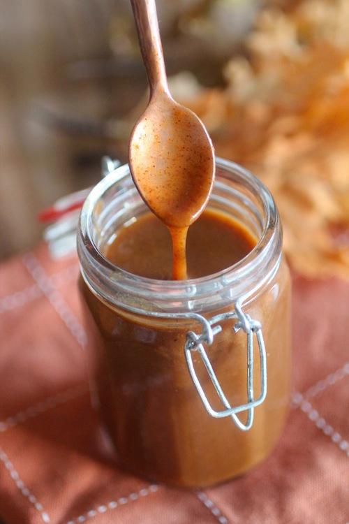 Sugar Free Pumpkin Spice Syrup