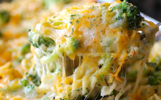 Easy Chicken  Broccoli Pasta Bake  Dashing Dish-1802