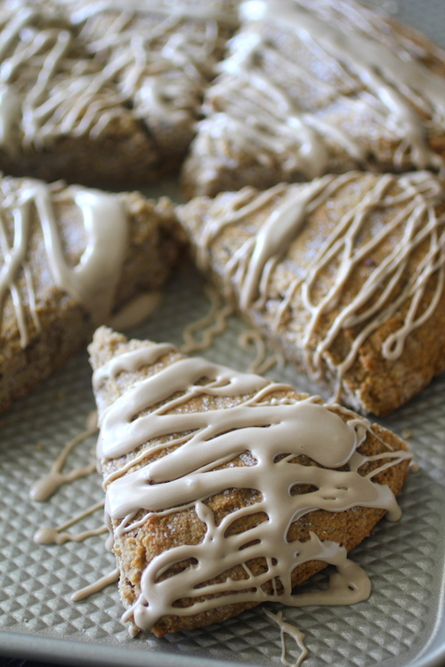 Clean Eating Maple Scones