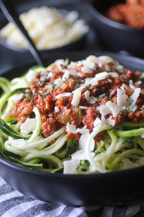 The Easiest Crockpot (or Instant Pot) Bolognese Sauce
