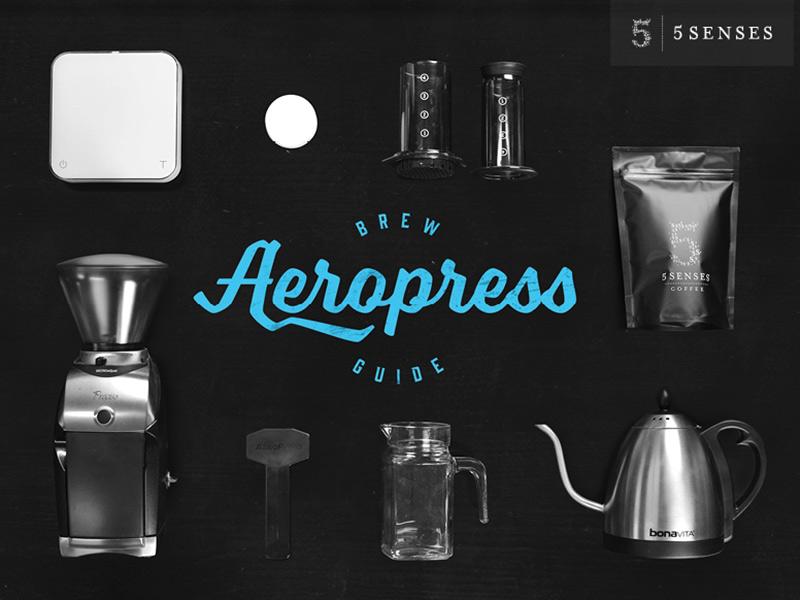 Brew cards   aeropress