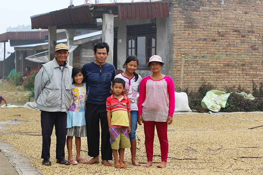Small holder farm in purba web
