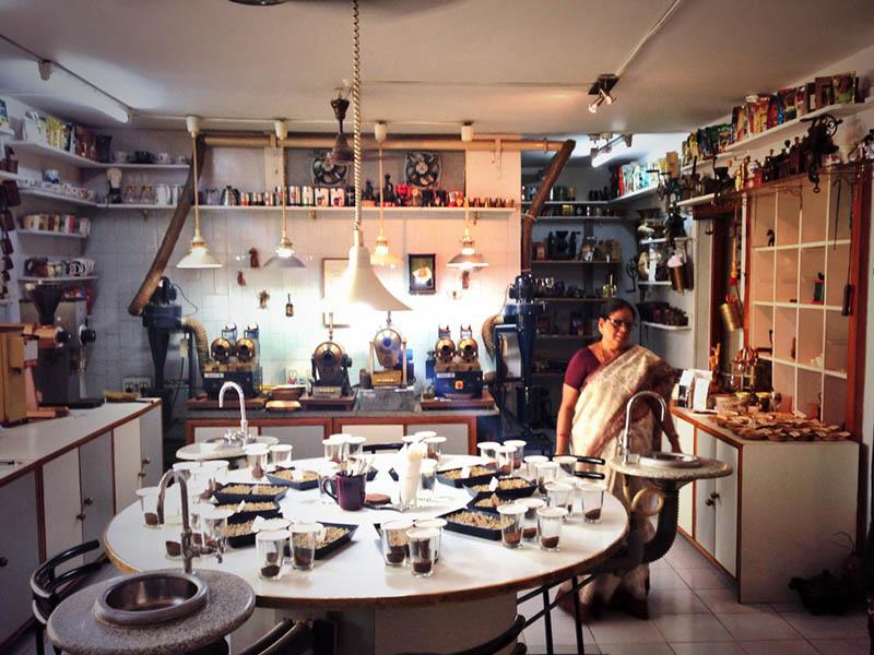 Coffee lab from kaya 800