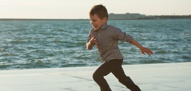 Corrida para crianças: benefícios e paixão pelo esporte