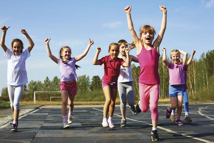Crianças no esporte: tratamento de ansiedade
