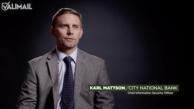 City National Bank Karl Mattson