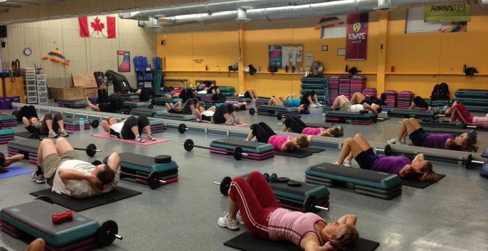 Locker Room Gym Windsor Nova Scotia