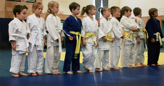Greenwood Hachikin Judo Club