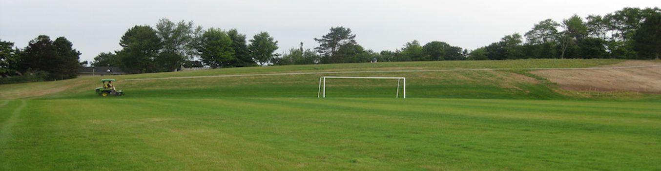 Oakdene Park soccer field
