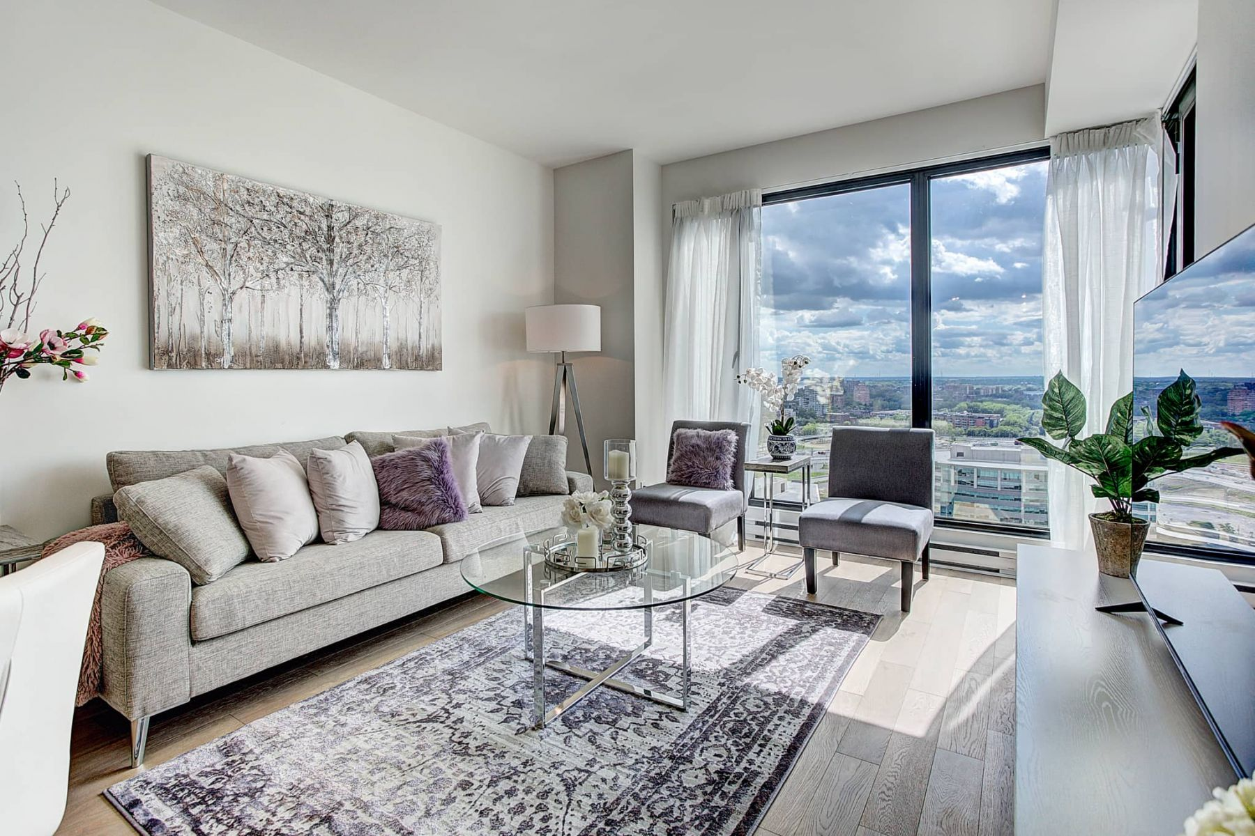 The Champlain Suite (Montreal)
