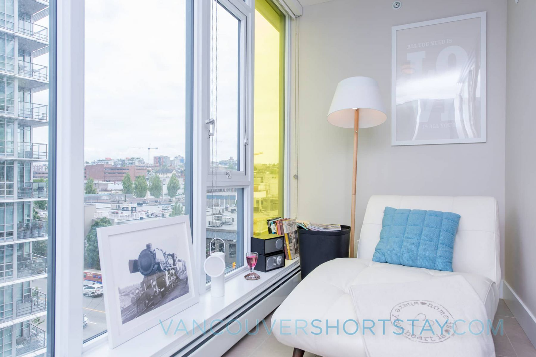 The Olympic Village Suite, Vancouver
