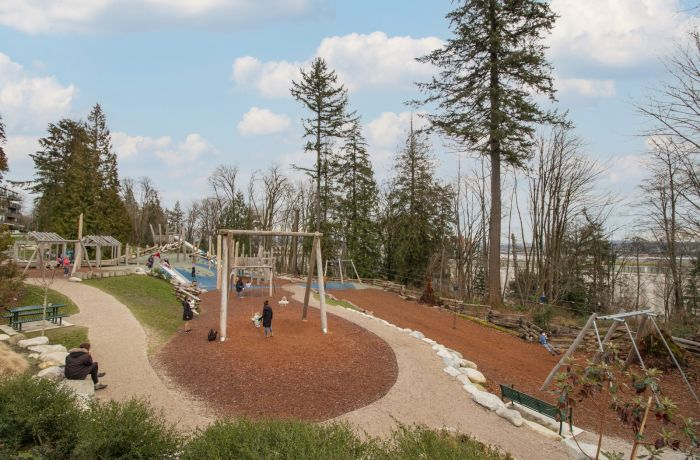Community and Area with Large Playground