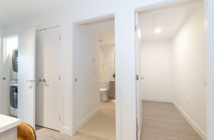 Den and Hallway